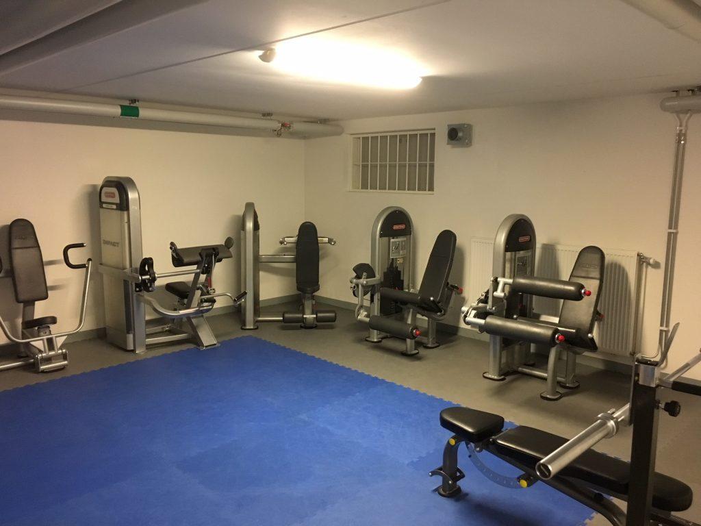 Soldathemsgatan gym